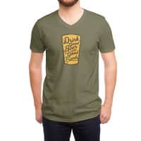 Good Beer, Good Friends - vneck - small view