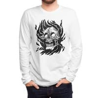Flame - mens-long-sleeve-tee - small view