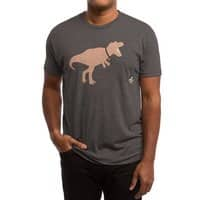 Walking with Rex - mens-triblend-tee - small view