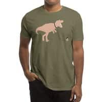 Walking with Rex - mens-regular-tee - small view