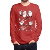 Sexy Santa - mens-long-sleeve-tee - small view
