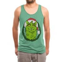 The Crinch - mens-triblend-tank - small view