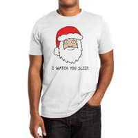 Creepy Santa - mens-extra-soft-tee - small view