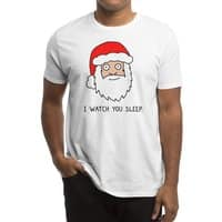 Creepy Santa - mens-regular-tee - small view