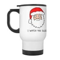 Creepy Santa - travel-mug-with-handle - small view