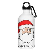Creepy Santa - water-bottle - small view