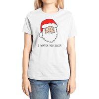 Creepy Santa - womens-extra-soft-tee - small view