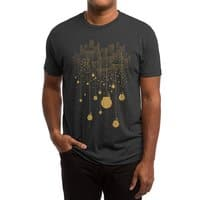 The Hanging City (Black Variant) - mens-triblend-tee - small view