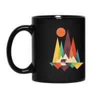 The Great Outdoors (Black Variant) - black-mug - small view