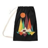 The Great Outdoors (Black Variant) - laundry-bag - small view