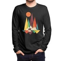 The Great Outdoors (Black Variant) - mens-long-sleeve-tee - small view
