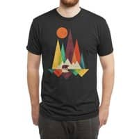 The Great Outdoors (Black Variant) - mens-triblend-tee - small view