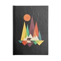 The Great Outdoors (Black Variant) - notebook - small view