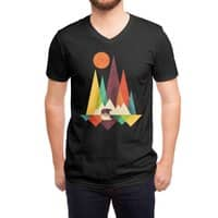 The Great Outdoors (Black Variant) - vneck - small view
