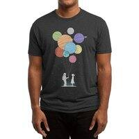 You Are My Universe (Black Variant) - mens-triblend-tee - small view