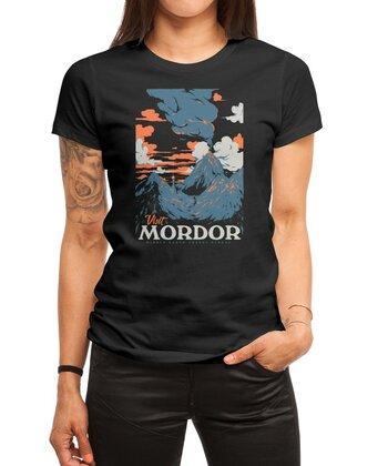 Visit Mordor (Black Variant)