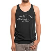 Not Today (Black Variant) - mens-triblend-tank - small view
