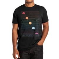 Many Lands Under One Sun (Black Variant) - mens-extra-soft-tee - small view