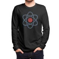 Springfield Isotopes (Black Variant) - mens-long-sleeve-tee - small view