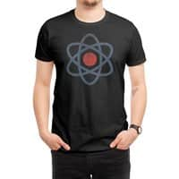 Springfield Isotopes (Black Variant) - mens-regular-tee - small view