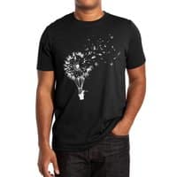 Going Where the Wind Blows (Black Variant) - mens-extra-soft-tee - small view