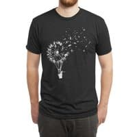 Going Where the Wind Blows (Black Variant) - mens-triblend-tee - small view