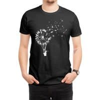 Going Where the Wind Blows (Black Variant) - mens-regular-tee - small view