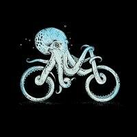 Octopus Bike (Black Variant) - small view
