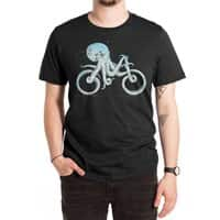 Octopus Bike (Black Variant) - mens-extra-soft-tee - small view