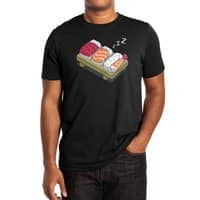 Sushi (Black Variant) - mens-extra-soft-tee - small view