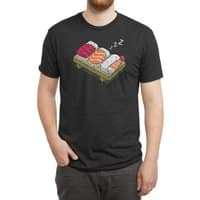 Sushi (Black Variant) - mens-triblend-tee - small view