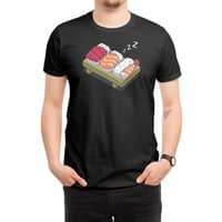 Sushi (Black Variant) - mens-regular-tee - small view
