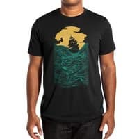 High Seas (Black Variant) - mens-extra-soft-tee - small view