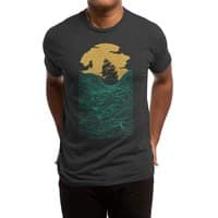 High Seas (Black Variant) - mens-triblend-tee - small view