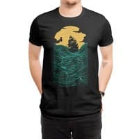 High Seas (Black Variant) - mens-regular-tee - small view
