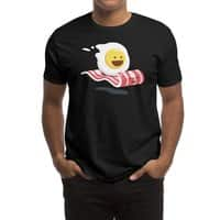 Magic Bacon Ride (Black Variant) - mens-regular-tee - small view