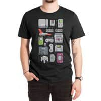 A Pixel of My Childhood (Black Variant) - mens-extra-soft-tee - small view