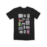 A Pixel of My Childhood (Black Variant) - mens-premium-tee - small view
