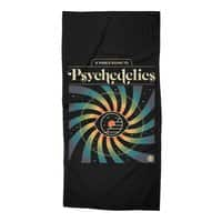 A Fool's Guide to Psychedelics - beach-towel - small view