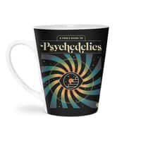 A Fool's Guide to Psychedelics - latte-mug - small view