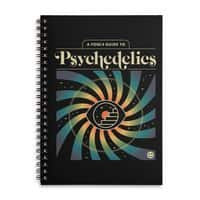 A Fool's Guide to Psychedelics - spiral-notebook - small view