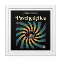 A Fool's Guide to Psychedelics - white-square-framed-print - small view