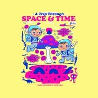 A Trip Through Space and Time - small view