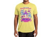 A Trip Through Space and Time - mens-extra-soft-tee - small view