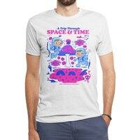 A Trip Through Space and Time - mens-triblend-tee - small view