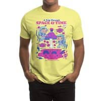 A Trip Through Space and Time - mens-regular-tee - small view