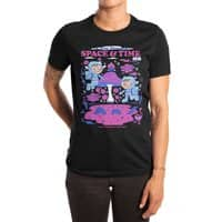 A Trip Through Space and Time - womens-extra-soft-tee - small view