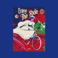 Enjoy the ride - small view