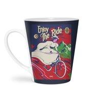 Enjoy the ride - latte-mug - small view