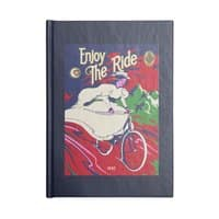 Enjoy the ride - notebook - small view